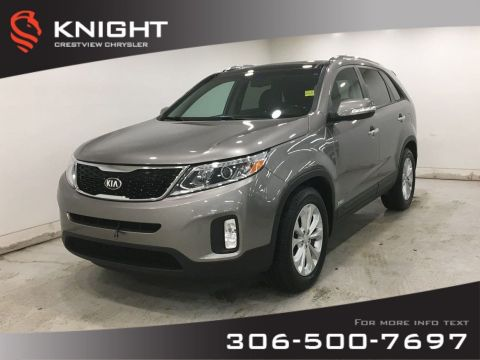 Certified Pre-Owned 2014 Kia Sorento EX AWD | Sunroof | Leather |