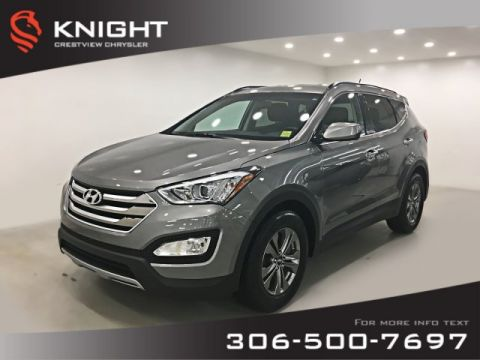 Certified Pre-Owned 2016 Hyundai Santa Fe Sport AWD | Heated Seats and Steering Wheel | Remote Start