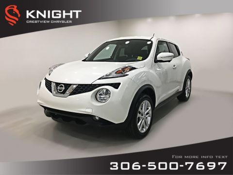 Certified Pre-Owned 2016 Nissan JUKE SL | Leather | Sunroof | Navigation