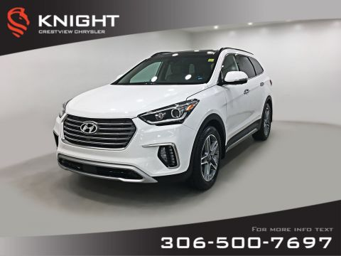 Pre-Owned 2018 Hyundai Santa Fe XL Ultimate AWD V6 | Leather | Sunroof | Navigation
